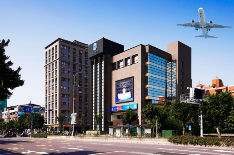 YuanTa Commercial Bank Chengde Building
