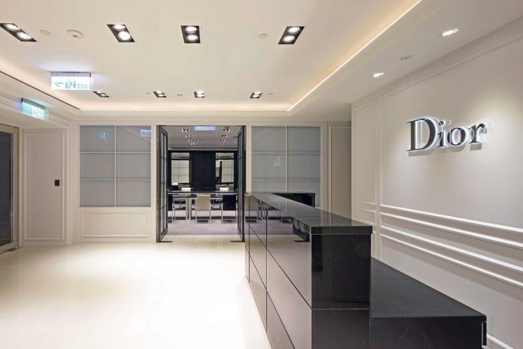 Christian Dior Taiwan Ltd.  Taipei Office