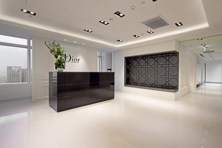 Christian Dior Taiwan Ltd.  Taipei Office