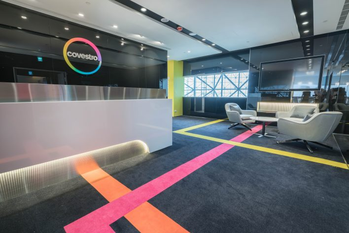 Covestro Taiwan Ltd. Taipei Office