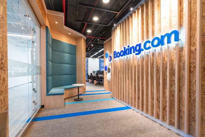 Booking.com Kaohsiung Office