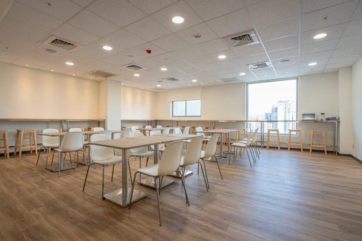 聯新醫院員工餐廳