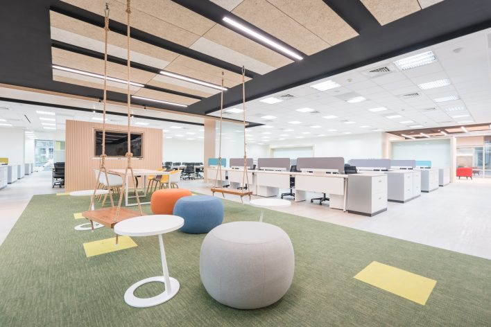 Taishin International Bank  Taipei Office