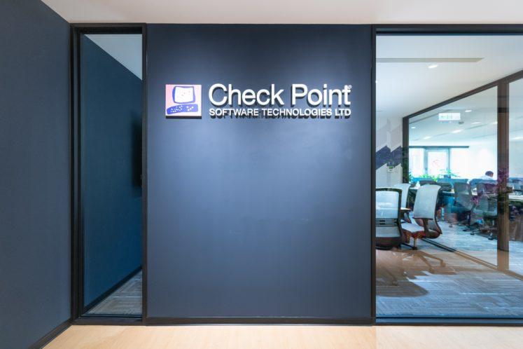Check Point 軟體科技-台北辦公室